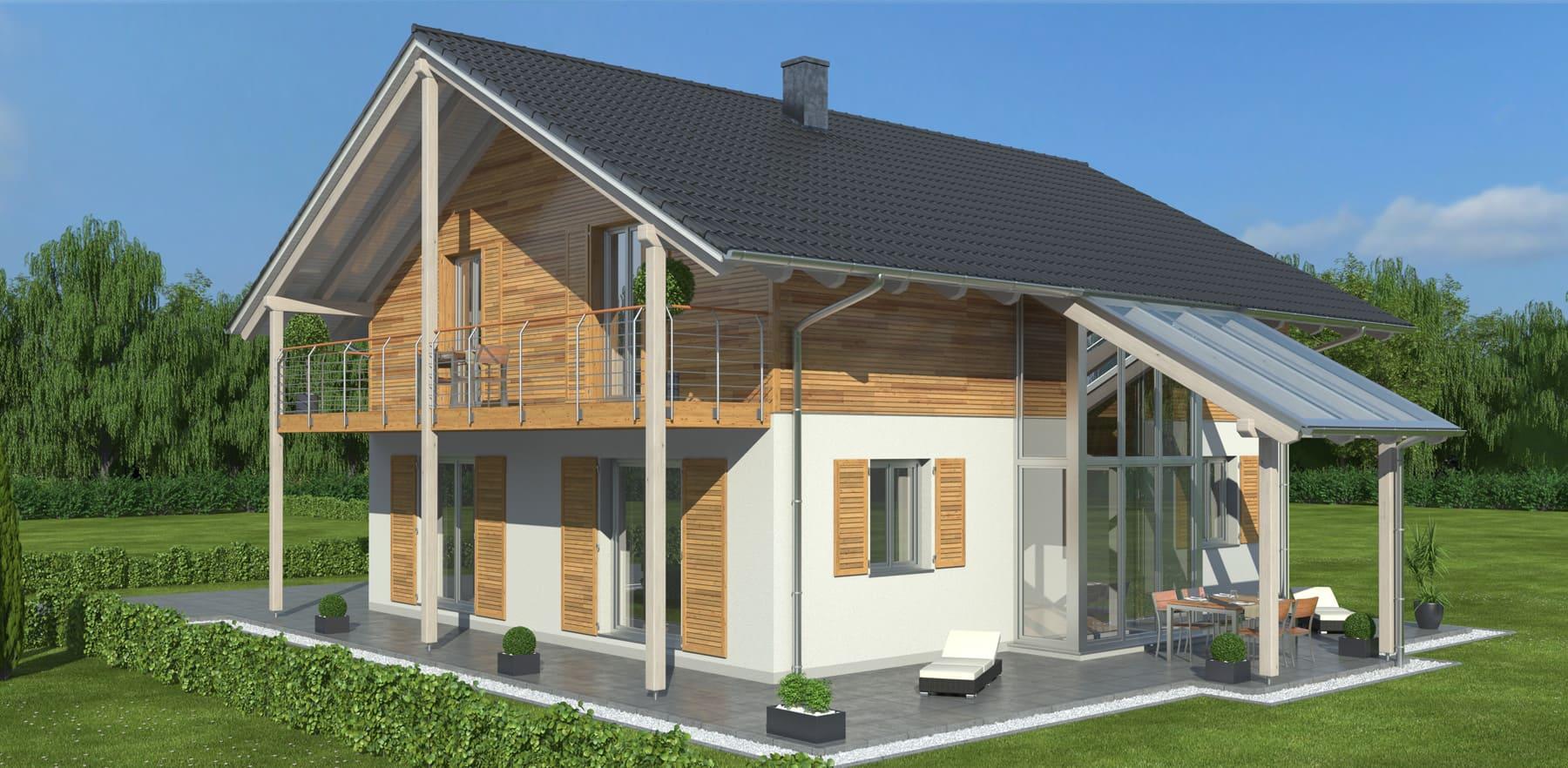 Amüsant Häuser Stile Ideen Von Die Gebäude-dichten