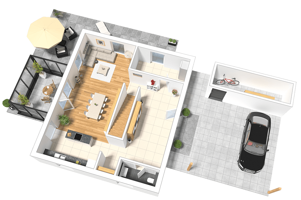 Home Concept Hauser